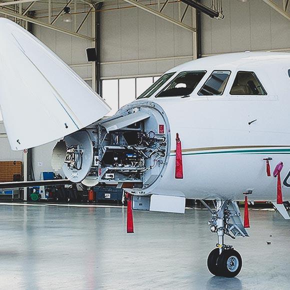 Jet East Aircraft Maintenance