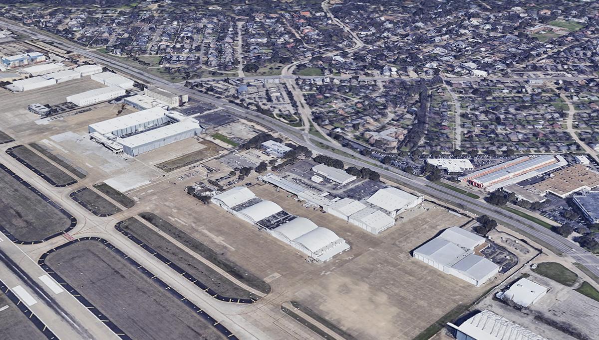 Jet East Dallas Love Field Maintenance Facility – DAL