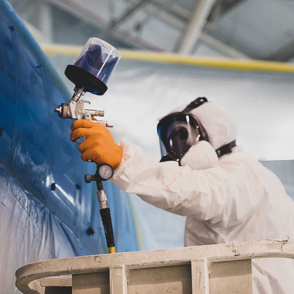 Jet East Aircraft Painting Services
